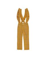Soft Gallery Erica pants inca gold