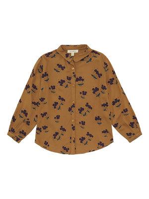 Soft Gallery Jenna shirt inca gold maat 116