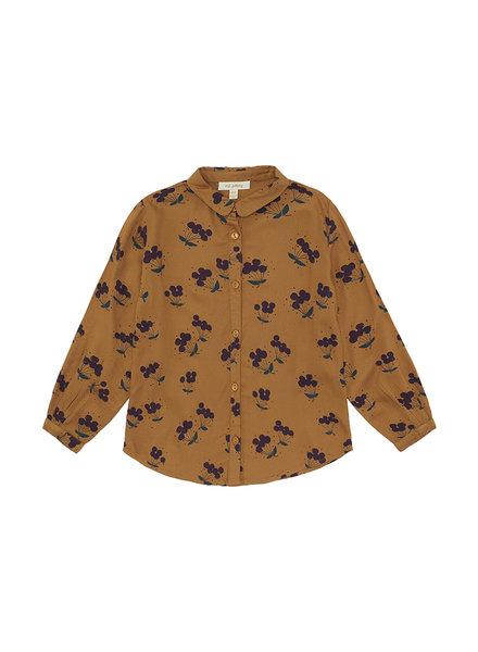 Soft Gallery Jenna shirt inca gold