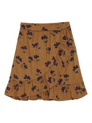 Soft Gallery Dakota skirt inca gold