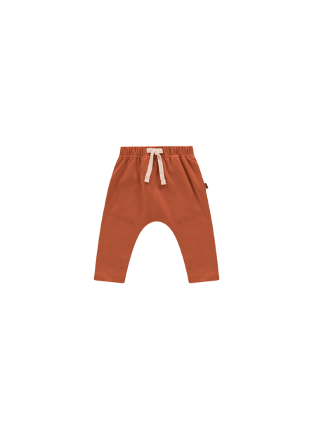 House of Jamie BABY PANTS rust