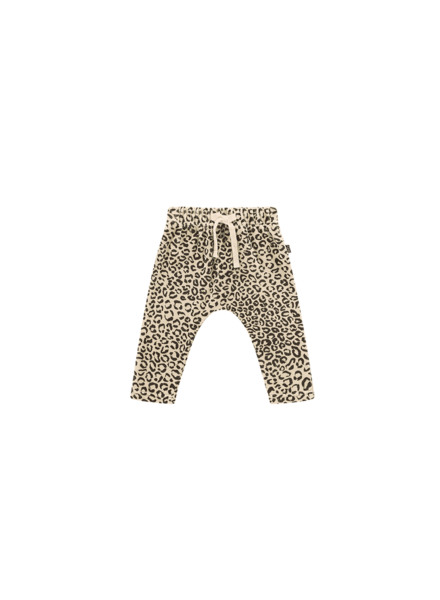 House of Jamie BABY PANTS snow leopard