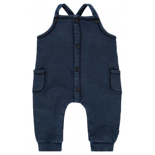 imps&elfs 97603 Overall sleeveless Indigo Blue Dyed