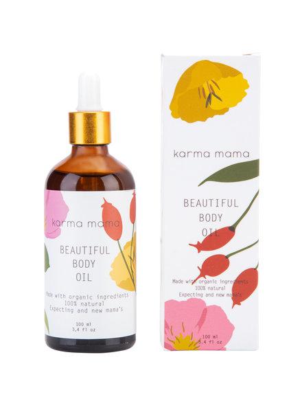Karma mama Beautiful Body Oil