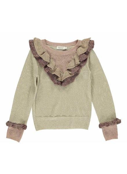 MarMAr CPH Thirsa trui glitter knit