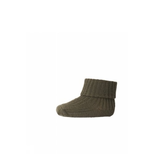 MP Denmark Babysokje wool army