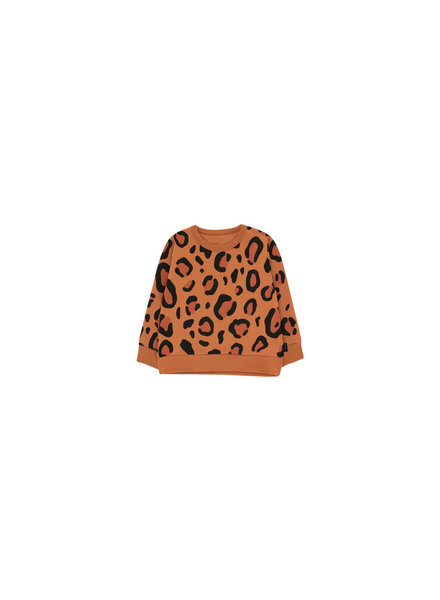 Tiny cottons Animal print sweater