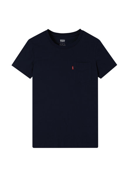 Levi's Tshirt dress blues