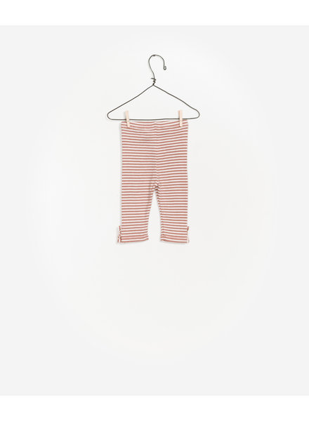 Play Up Striped rib legging 2af11651