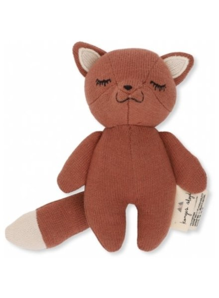 Konges slojd mini fox toffee