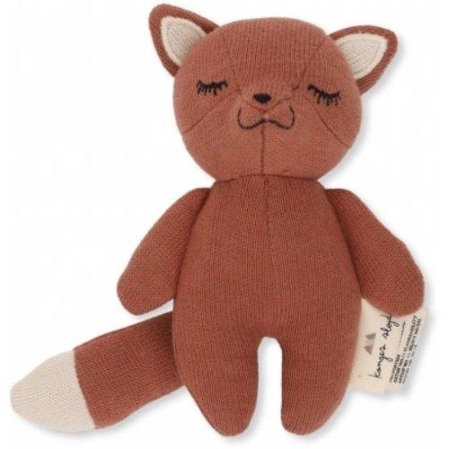 Konges slojd mini fox toffee