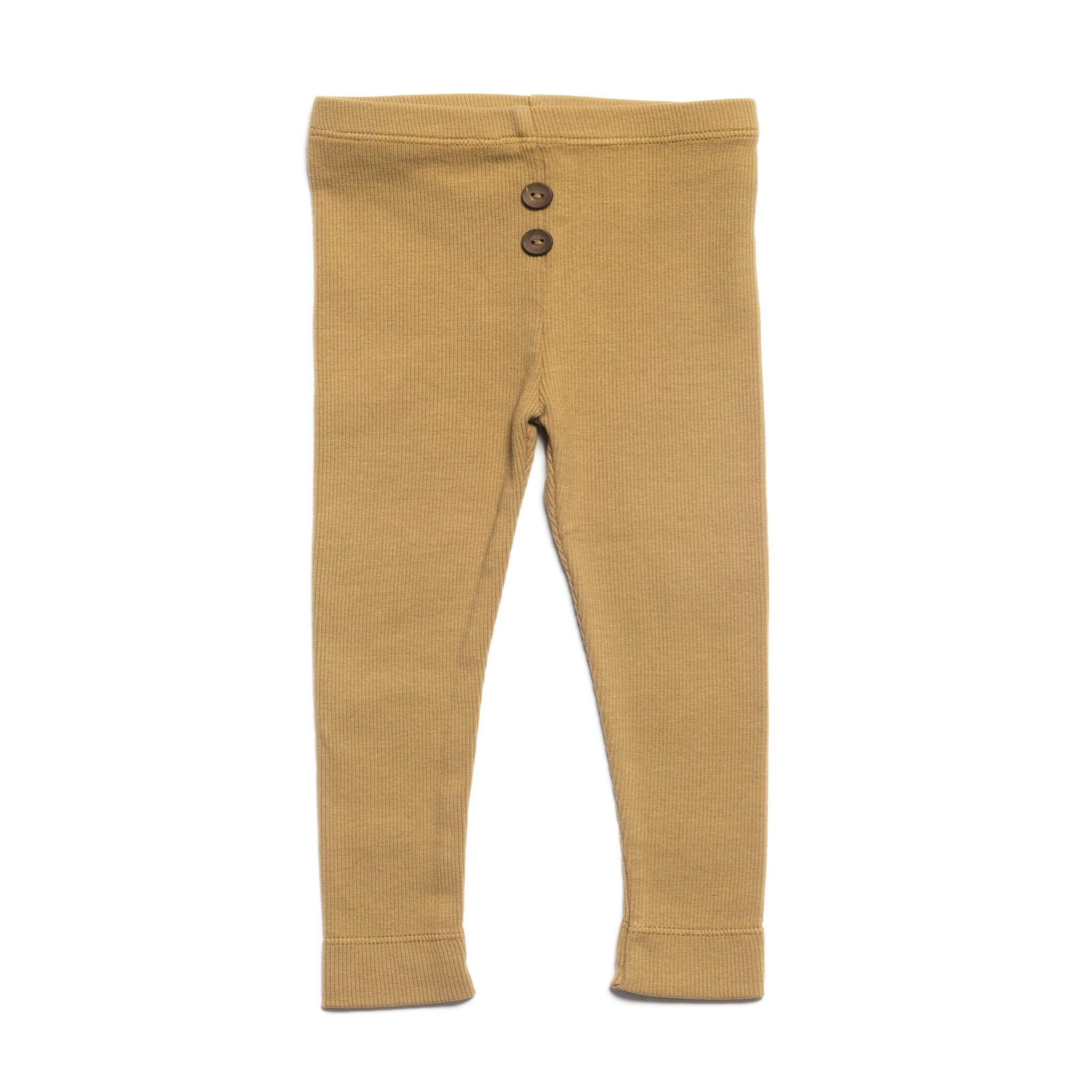 KidWild Vintage Leggings-Ochre
