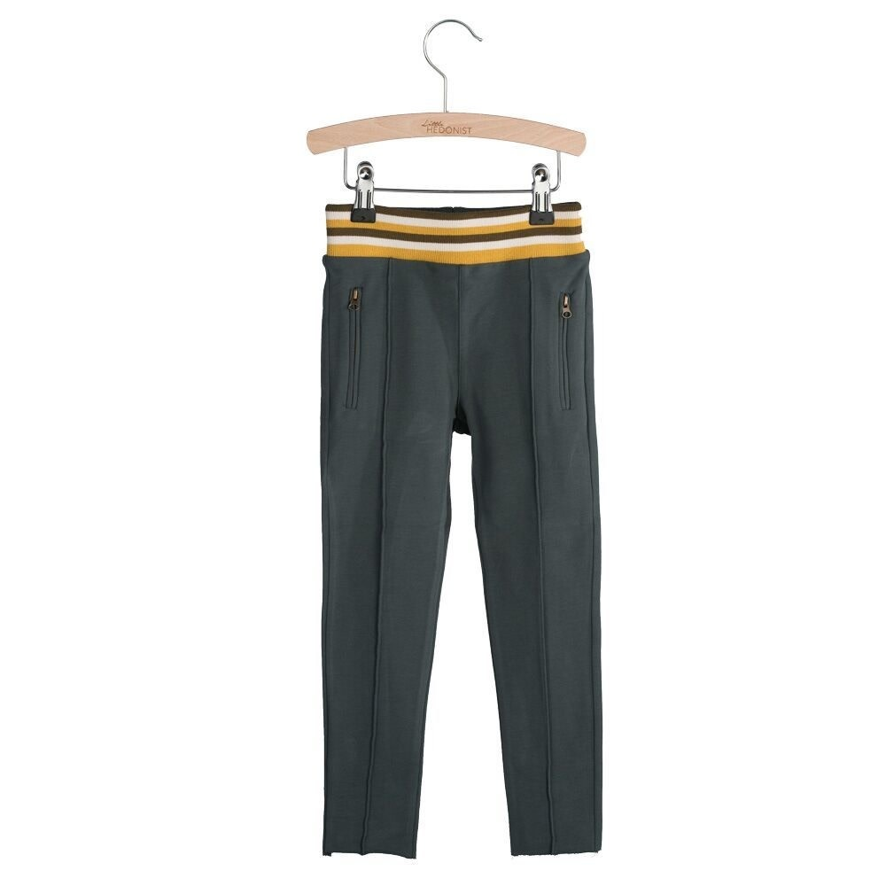 Little Hedonist Trackpants marley pirate black