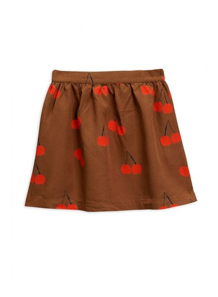 Mini rodini MR Cherry woven skirt