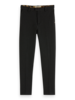 Scotch & Soda Slim fit tailored chino in heavy jersey quality 154413