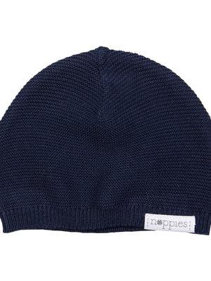noppies U hat knit Zola navy