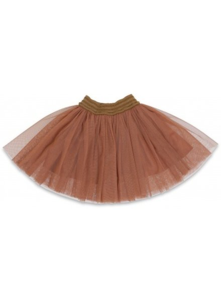 Konges slojd New ballerina skirt KS1387 Toffee
