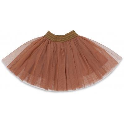 Konges slojd New ballerina skirt KS1387 Toffee