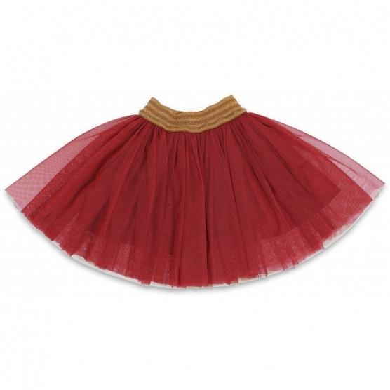 Konges slojd New ballerina skirt KS1387 Tawny Cort