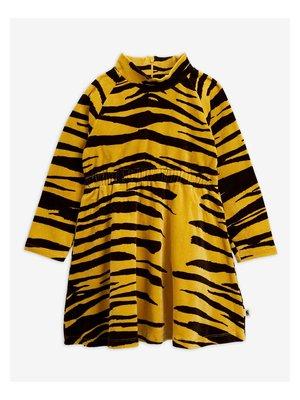 Mini rodini 2015012516 Tiger velours dress