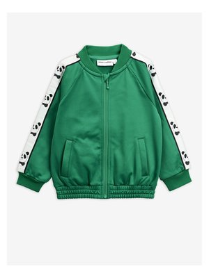 Mini rodini 2012015175 Panda wct jacket - Green
