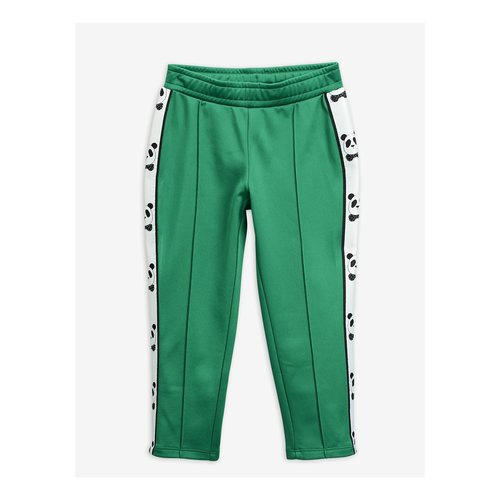 Mini rodini 2013014175 Panda wct trousers - Green