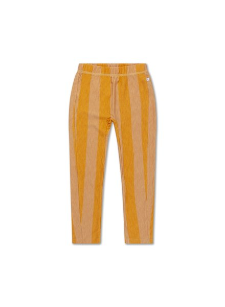 repose tricot pants  GOLDEN BLOCK STRIPE