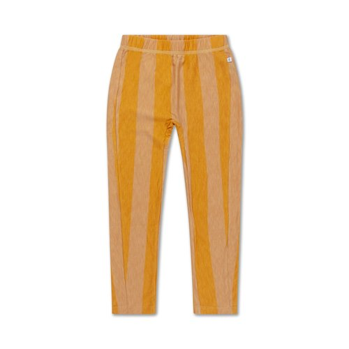 repose tricot pants  GOLDEN BLOCK STRIPE