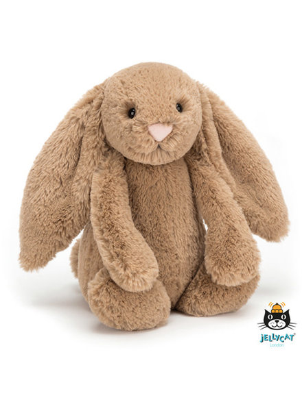 jellycat Bashful Biscuit Bunny Small 18cm