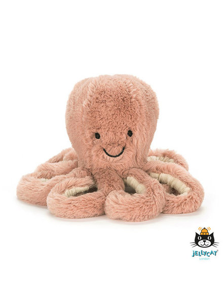 jellycat Odell Octopus Baby  14 cm