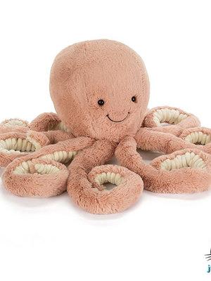 jellycat Odell Octopus Little 23 cm