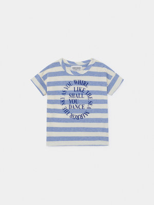 Bobo choses Shall you dance striped T-shirt