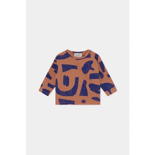 Bobo choses Abstract long sleeve T-shirt