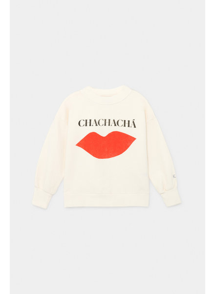 Bobo choses Chachacha kiss sweatshirt