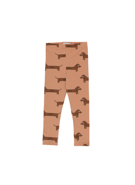 """Tiny cottons """"IL BASSOTTO"""" PANT tan/dark brown"""