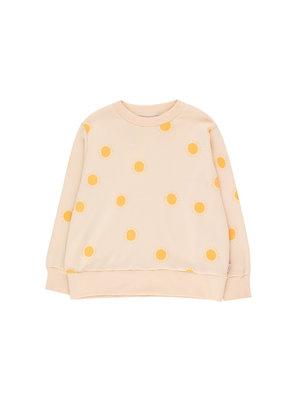 Tiny cottons SUN SWEATSHIRT light cream/yellow