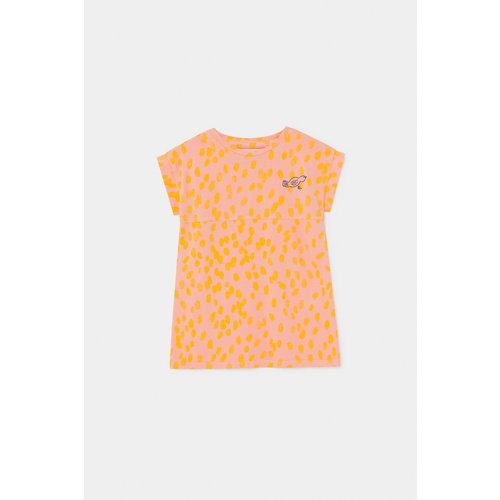Bobo choses Animal print T-shirt dress