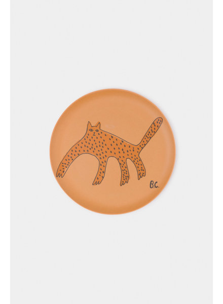 Bobo choses A dance romance bamboo plates pack of 4