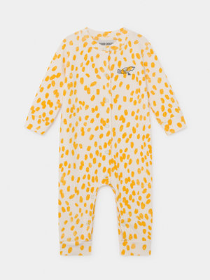 Bobo choses Animal print jersey overall