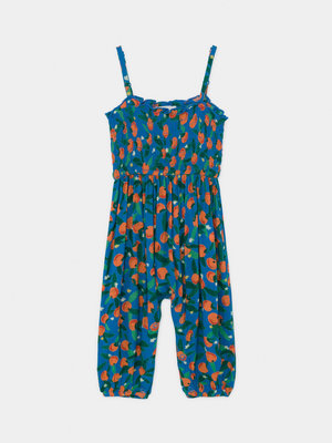 Bobo choses All over oranges smocked overall