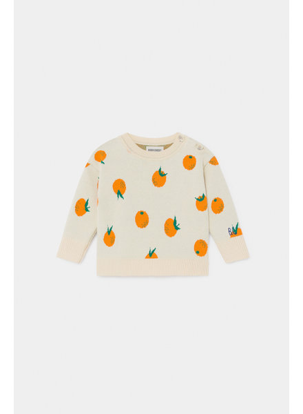 Bobo choses Oranges knitted jumper