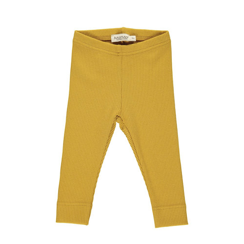 MarMAr CPH Leg modal pants golden
