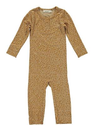MarMAr CPH Leo Suit leopard pumpki pie