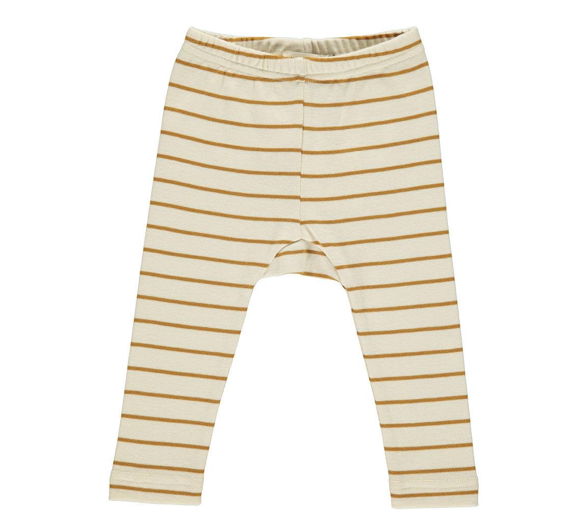 MarMAr CPH Paxi  Pants  stripe pumpkin pie