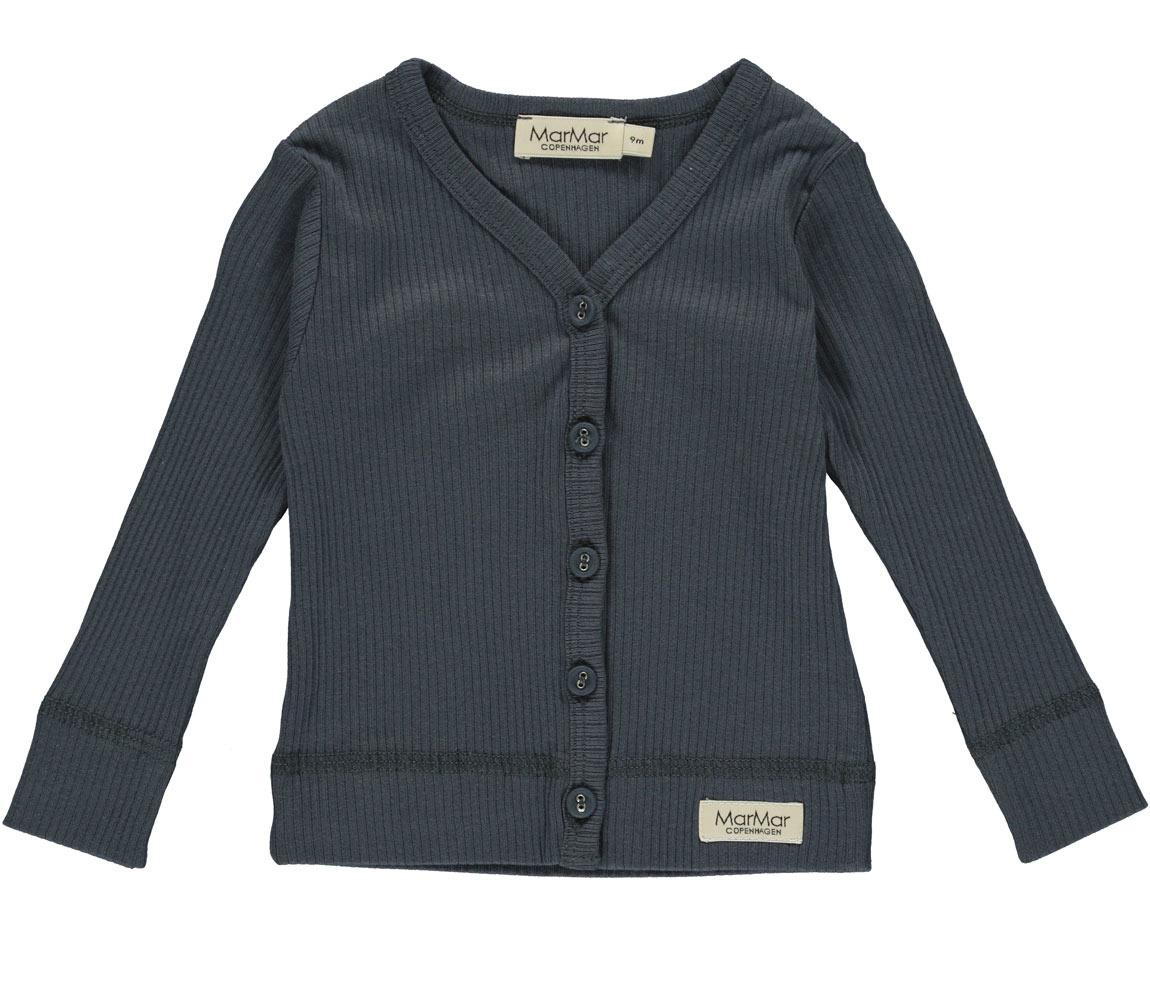 MarMAr CPH Cardigan LS Modal blue