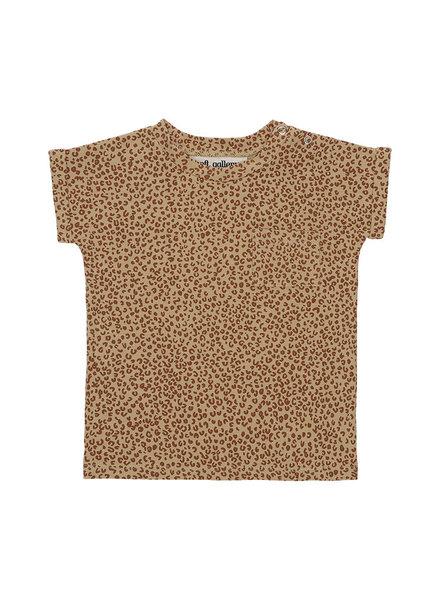 Soft Gallery Frederick T-shirt Taffy AOP leospot