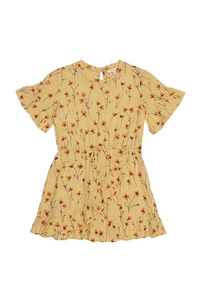 Soft Gallery Dory Dress Golden Apricot Buttercup