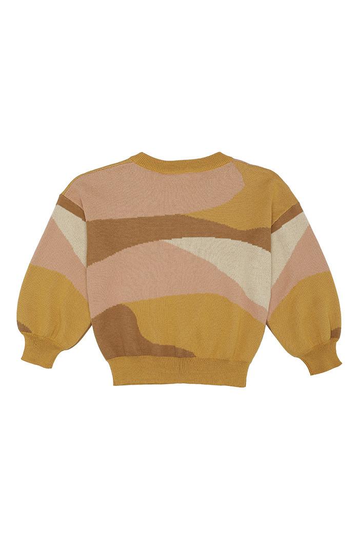 Soft Gallery Essy Knit sweater Scenery Girl