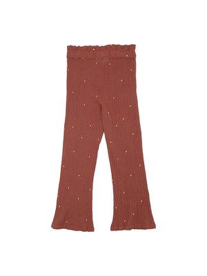 Soft Gallery Francine Pants Cinnabar
