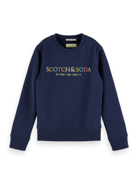 Scotch & Soda Crewneck sweat 154806